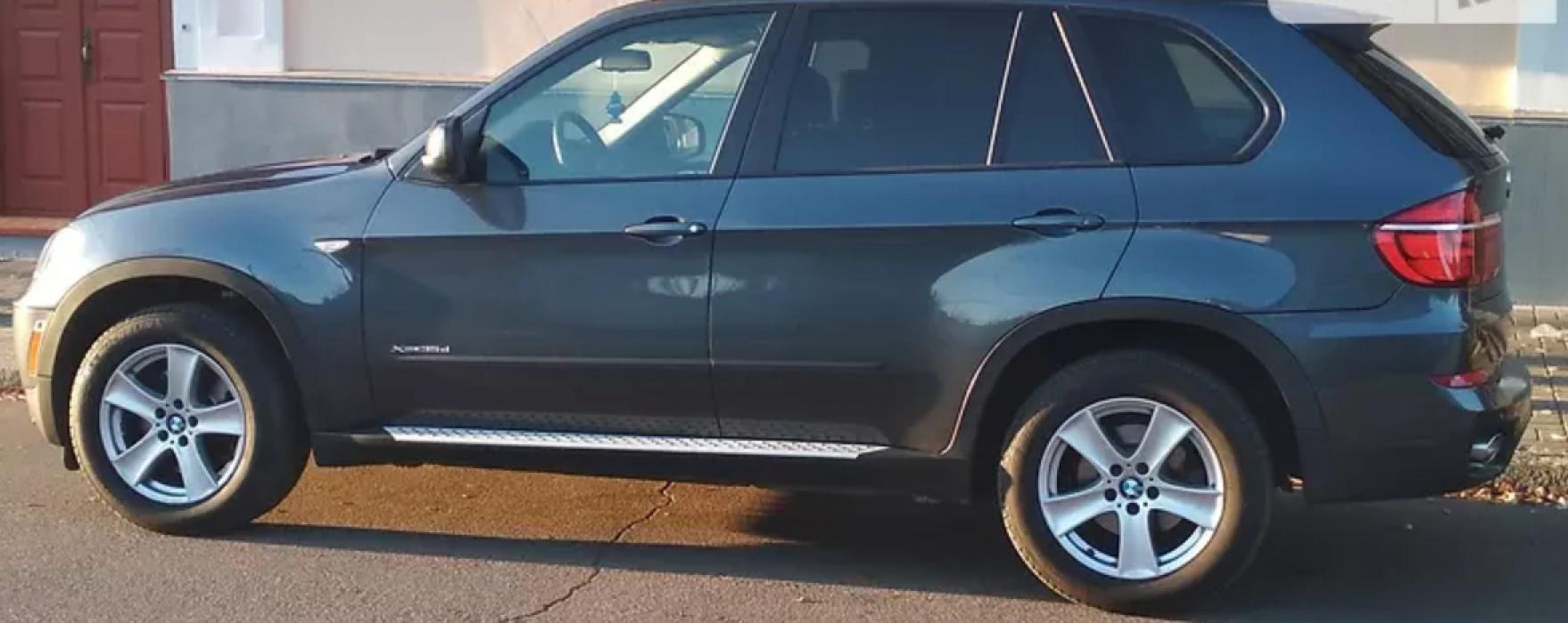 BMW X5 2011 Авто из Польща